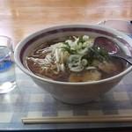 蓬莱 - ラーメン大盛り(500円)