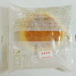 元禄堂 - 生とろあんぱん<抹茶餡>(原材料表示、2013年1月)