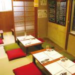イタリア食堂USAGI - 畳のお座敷