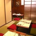 イタリア食堂USAGI - 2階は最大20名様までOK!