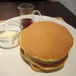 ナゴミナチュルア - オーガニック小麦のプレーンパンケーキ