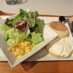 NIHONBASHI CAFEST - モーニングセット