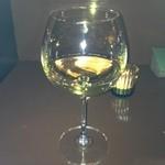 17214515 - 白ワイングラス!
