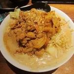 中華 珍来麺工房 - ・「肉みそラーメン(\680)」