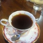ヨリミチ喫茶店 - ドリンク写真:キリマンジャロ