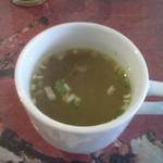 ワルンビンタン - スープ