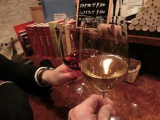 Antic Wine - ●◆本日3回目の乾杯~
