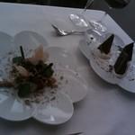 アマルフィイ・モデルナ - デザートもおいしい