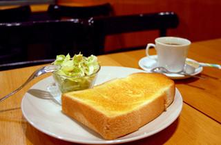 カフェ メイプル - モーニングセット