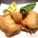 日本料理レストラン RAKU - 河豚の唐揚げ