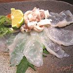 日本料理レストラン RAKU - てっさ
