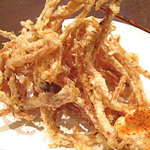 日本料理レストラン RAKU - するめ天