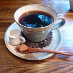 すずの木カフェ - ブレンドコーヒー