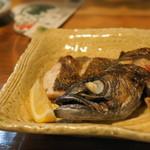 松鮨 - 黒ムツ焼き