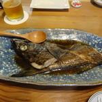 松鮨 - 黒ムツ煮