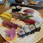 松鮨 - 並寿司