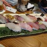 松鮨 - 地魚寿司