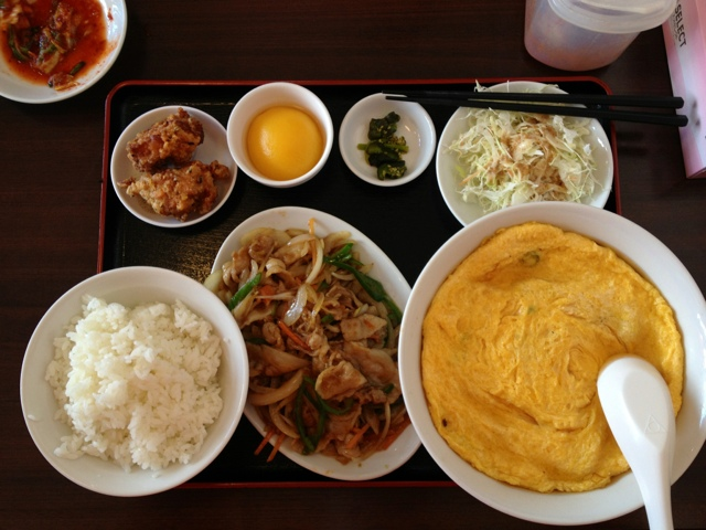 中国料理 東方紅