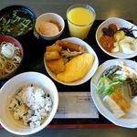 17225889 - 朝食バイキング(2013/02/08撮影)