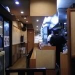 ステーキ屋 ニューてっぺい - 店内