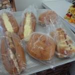 あけぼのパン直売所 - 再訪時購入品