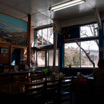 森のピザ工房 ルヴォワール - 窓からの景色