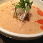 焼肉チャンピオン - 冷やし坦々麺。