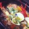 里海食堂 FUSABUSA - 料理写真:名物!鴨川ブイヤベース(2人前~)