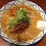 三代目ねかし - 鶏ガラとんこつ(醤油)