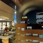66DINING 六本木六丁目食堂 - 窓からスカイツリーが見えます