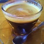 和sian-cafe aimaki - COEエルサルバドルのロングブラック