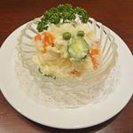 66DINING 六本木六丁目食堂 - ポテトサラダ