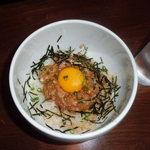 豊平探偵団 - ネギトロ丼 並盛    500円
