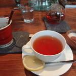 cafe kaeru - 紅茶