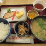 マルセン - サービスランチC 780円