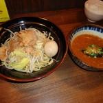ゴリラーメン - 味噌つけ麺