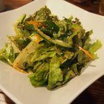 韓豚めぐり - チョレギサラダ