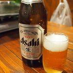 韓豚めぐり - ビール