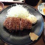 睦巳 - ロースカツ定食