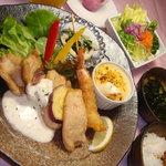 ひだまりcafe あすか - 料理写真:ひだまりcaféランチ(写真は一例です)