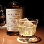BAR Too - Balvenie 15年 (2013/02)