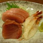 弥助寿司 - お造り盛り合わせ