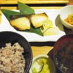 10ZEN  - 鰆の西京焼き定食