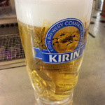 蔵 庵 - 生ビール