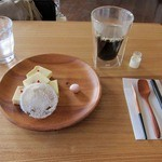 エランズカフェ - セット