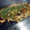 サトー - 料理写真:「お好み焼き(野菜ダブル・肉・玉子・そば入り)」600円