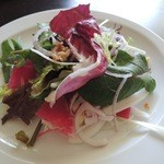 ペコリーノ - 料理写真:サラダ