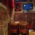 インド&ネパールレストラン&バー サグン - テーブル席