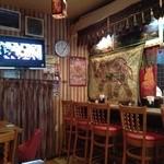インド&ネパールレストラン&バー サグン - カウンター
