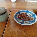 古美根 - 料理写真:そばの唐揚げ